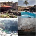 Jameos del Agua i Cueva de los Verdes